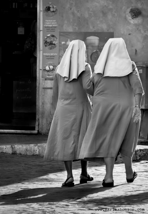 Paseo en el Trastevere