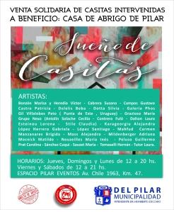 """""""Sueño de Casitas"""" Proyecto Solidario"""