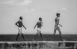 Los príncipes del malecón