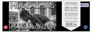 Flyer Muestra Marisa Bonzón - Abril 2015