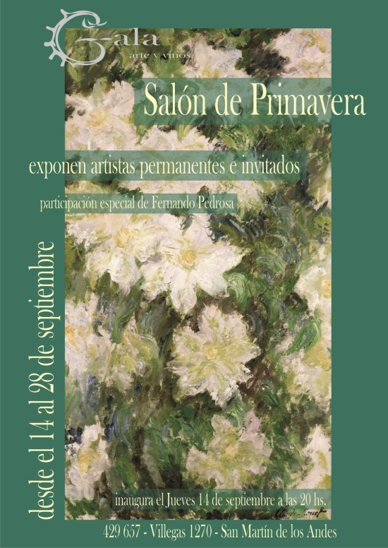 Salon Primavera